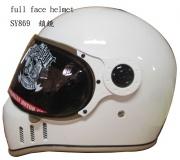 全罩式安全帽  869 鎖鏡