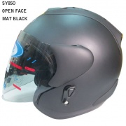 OPEN FACE HELMET SY850